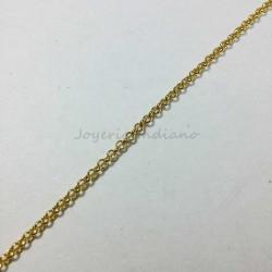 Cadena Oro RoloP008100123
