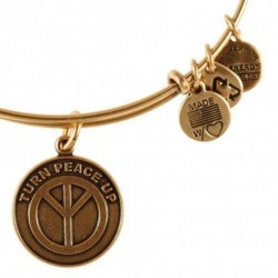 Pulsera Alex And Ani PAZ INVERTIDA