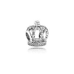 Charm Pandora Corona de Cuento de Hadas792058CZ