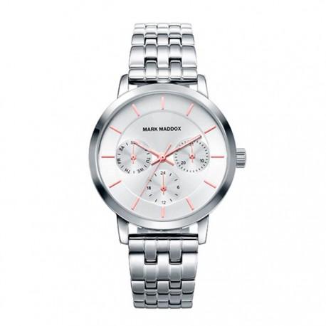 Reloj Mark Maddox Trendy Silver