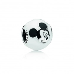 Charm Pandora Mickey Expresivo