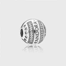 Clip Firma de Corazones de Pandora797433CZ