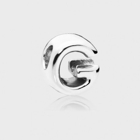 Charm Pandora Letra G