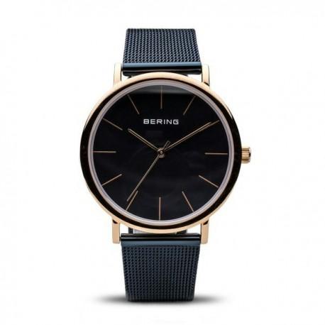 Reloj Bering Classic Oro Rosado