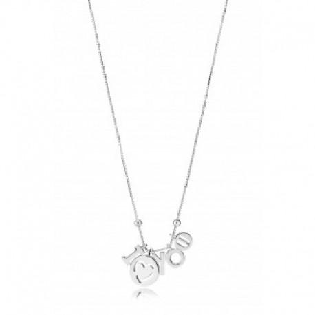 Collar Pandora I Love You
