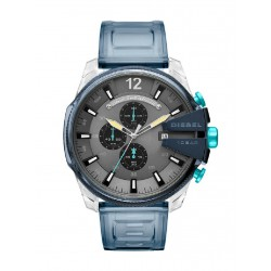 Reloj Diesel Heavy Transparency Mega Chief