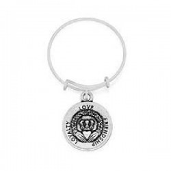 Anillo Alex And Ani CladdaghA16ERCLRS