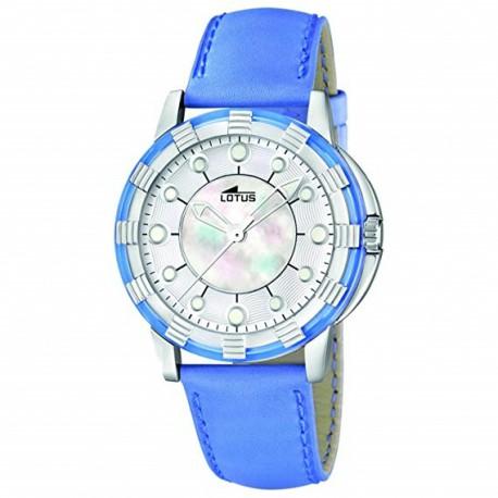 Reloj Lotus Glee Correa Azul