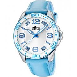 Reloj Lotus Señora Azul