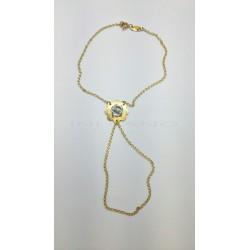 Pulsera Oro PasamanosP015400048