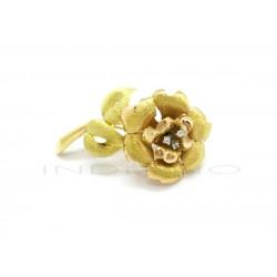 Broche Oro Rosa LabradaP023000418