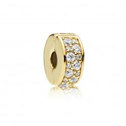Clip Pandora Shine Elegancia Brillante767164CZ