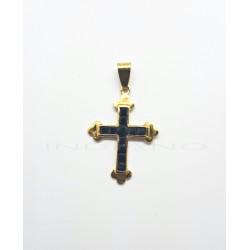 Cruz Oro Zafiros