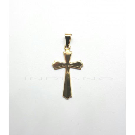 Cruz Oro Lisa Forma