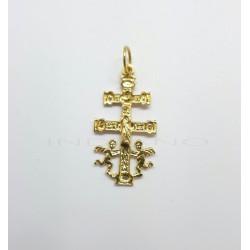 Cruz Oro Caravaca Grande