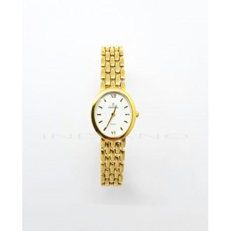 Reloj Oro Festina Ovalado