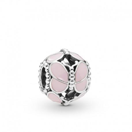 Charm Pandora Mariposas Rosas