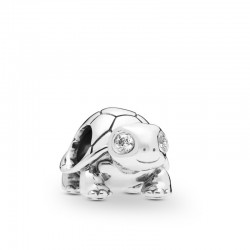 Charm Pandora Tortuga con Ojos Brillantes