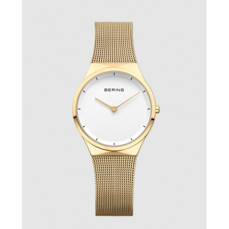 Reloj Bering Classic 31 mm Dorado