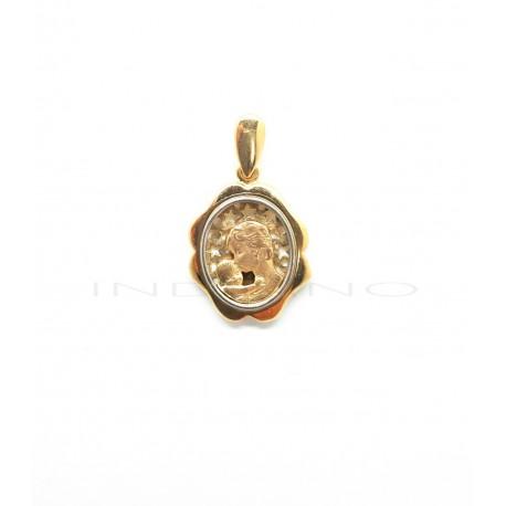 Medalla Oro Finor Día de la Madre