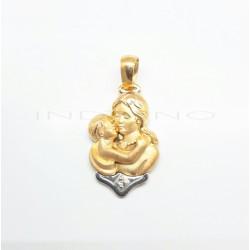 Medalla Oro Finor Día de la MadreP020300007