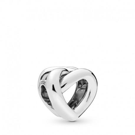 Charm Pandora Nudo de Corazón