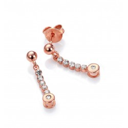 Pendientes Viceroy Fashion Plata Rose1208E100-39